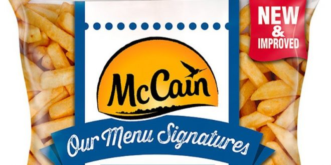 McCain Goes Free-from with New Chips and Fries - Potato Business