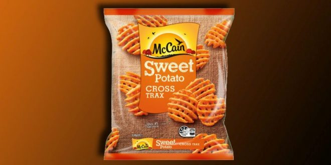McCain Launches Sweet Potato Chips in Australia - Potato