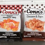 Conn's Potato Chips Announces Two New Flavors for October