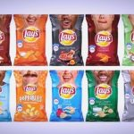"Lay's Unveils 60+ New Potato Chip Bags for ""Smiles"" Campaign"