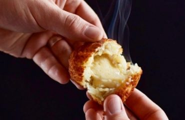 frozen potato
